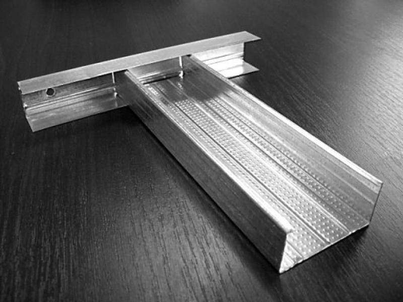 металлический профиль для крепления гипсокартона